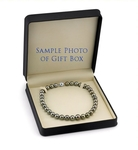 9-11mm Tahitian South Sea Pearl Necklace - AAAA Quality - Fourth Image