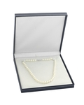 6.5-7.0mm Opera Length Japanese Akoya Pearl Necklace - Secondary Image