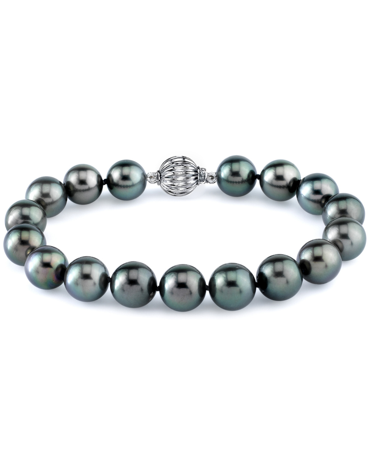 9-10mm Tahitian South Sea Pearl Bracelet - AAA Quality